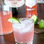 Strawberry Daiquiri Punch #recipe