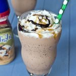 Brownie Fudge Ice Cream Shakes #IScream4ID