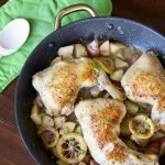 Lemon Chicken Skillet
