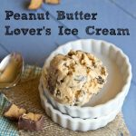 Peanut Butter Lover's Ice Cream