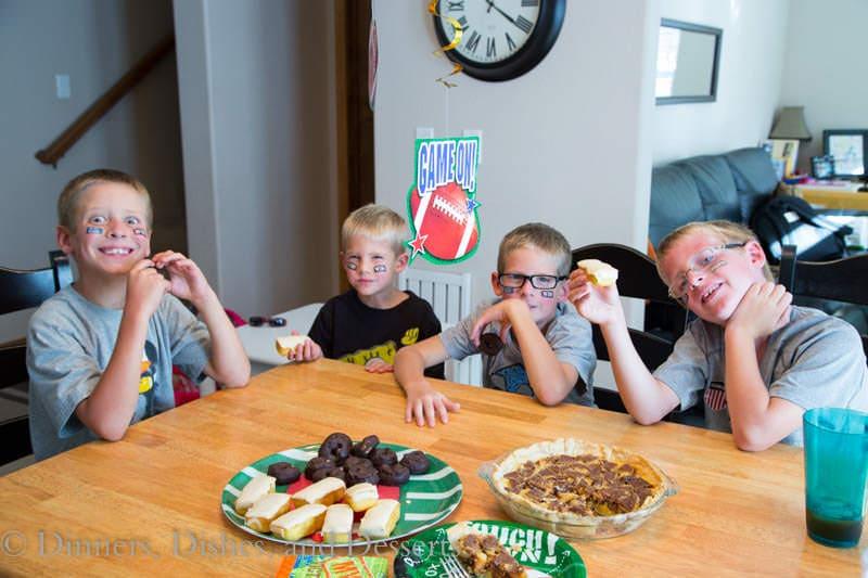 TastyKake Party kids