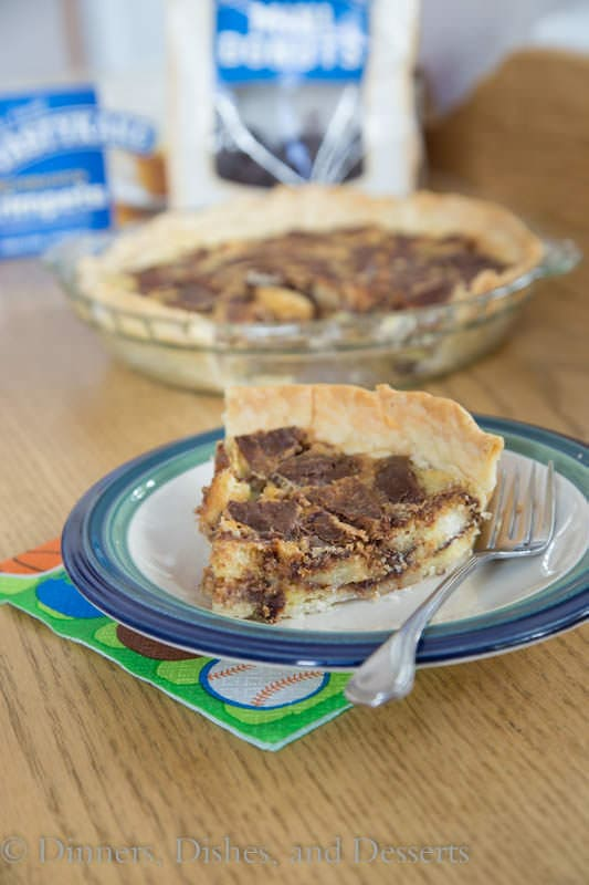 TastyKake Peanut Butter Chess Pie