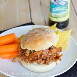 Barbeque Pulled Pork Sandwiches