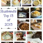 Husband's Top 13 of 2013