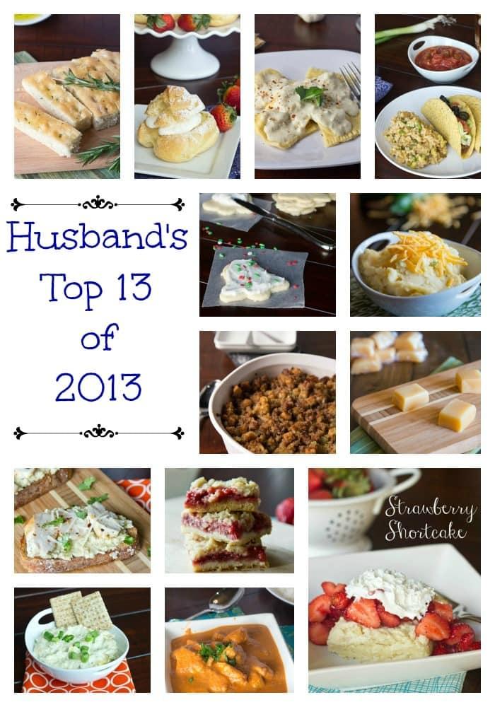 Husbands Top 13 of 2013