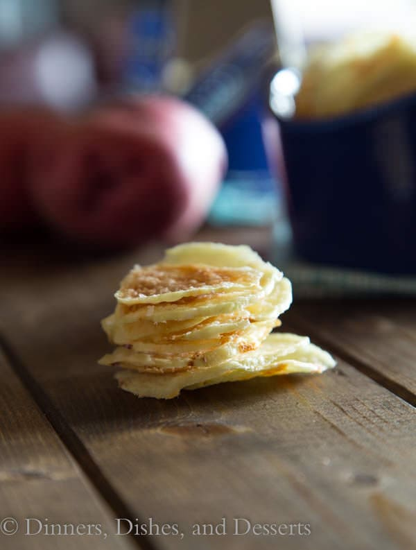 Fat Free Potato Chips #BetterWithReds