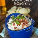 Roasted Shallot & Garlic Dip