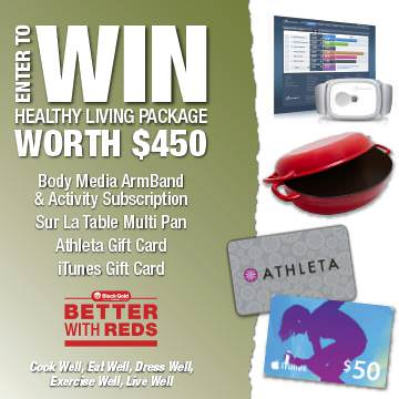 #BetterWithReds Giveaway