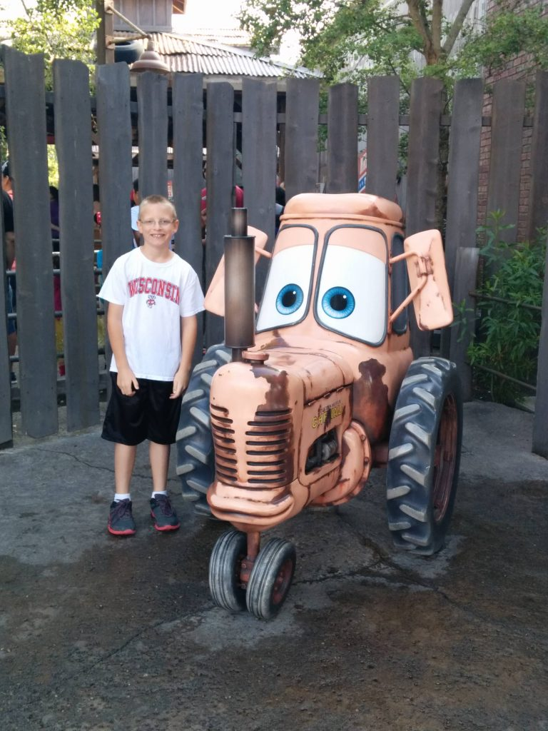 Disney Land - Cars Land