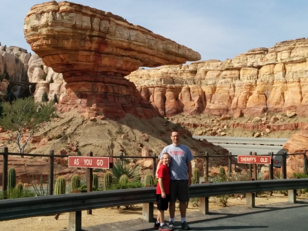 Disney Land - Radiator Springs