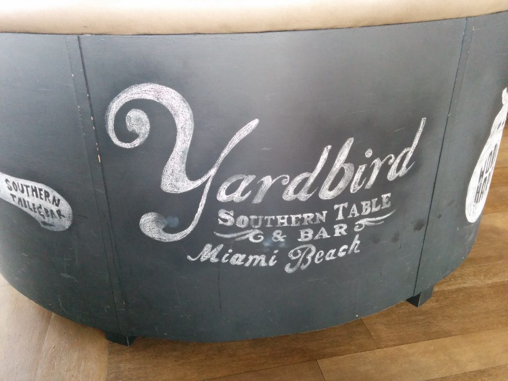 Yardbird in South Beach