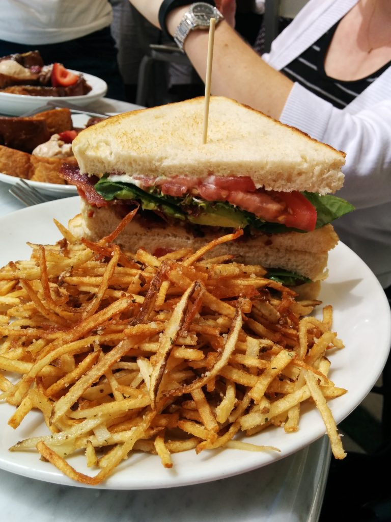 Morgan's BLT