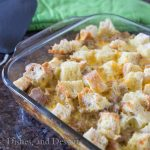 Breakfast and Sausage Egg Bake (make ahead)   Dinners, Dishes, & Desserts