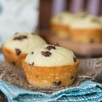 Coconut Chocolate Chip Muffins