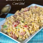 Southwestern Corn Salad - summer corn never tasted so good!