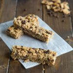 Cinnamon Toast Crunch Granola Bars - no bake, chewy, and the perfect snack!