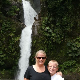 Costa Rica Waterfalls