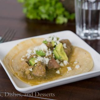 Green Chile Pork
