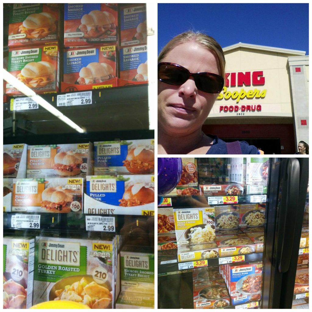 King Soopers and Jimmy Dean
