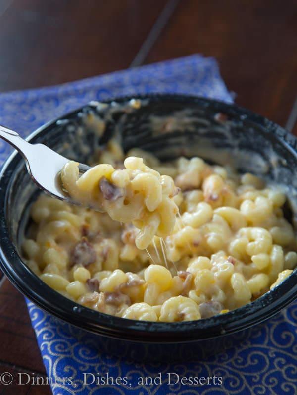 Jimmy Dean Smokey Macaroni & Cheese