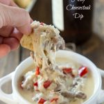 Philly Cheesesteak Dip - the classic sandwich turned into a dip