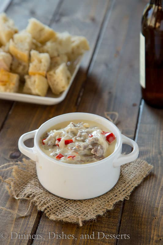 Philly Cheesesteak Dip   Dinners, Dishes, and Desserts