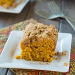 Apple Pumpkin Coffee Cake