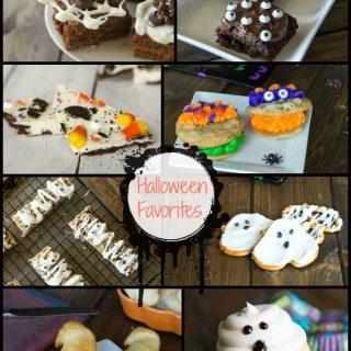 Fun Halloween Treats - a round up of great Halloween ideas