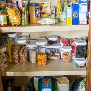 OXO Pantry Organization