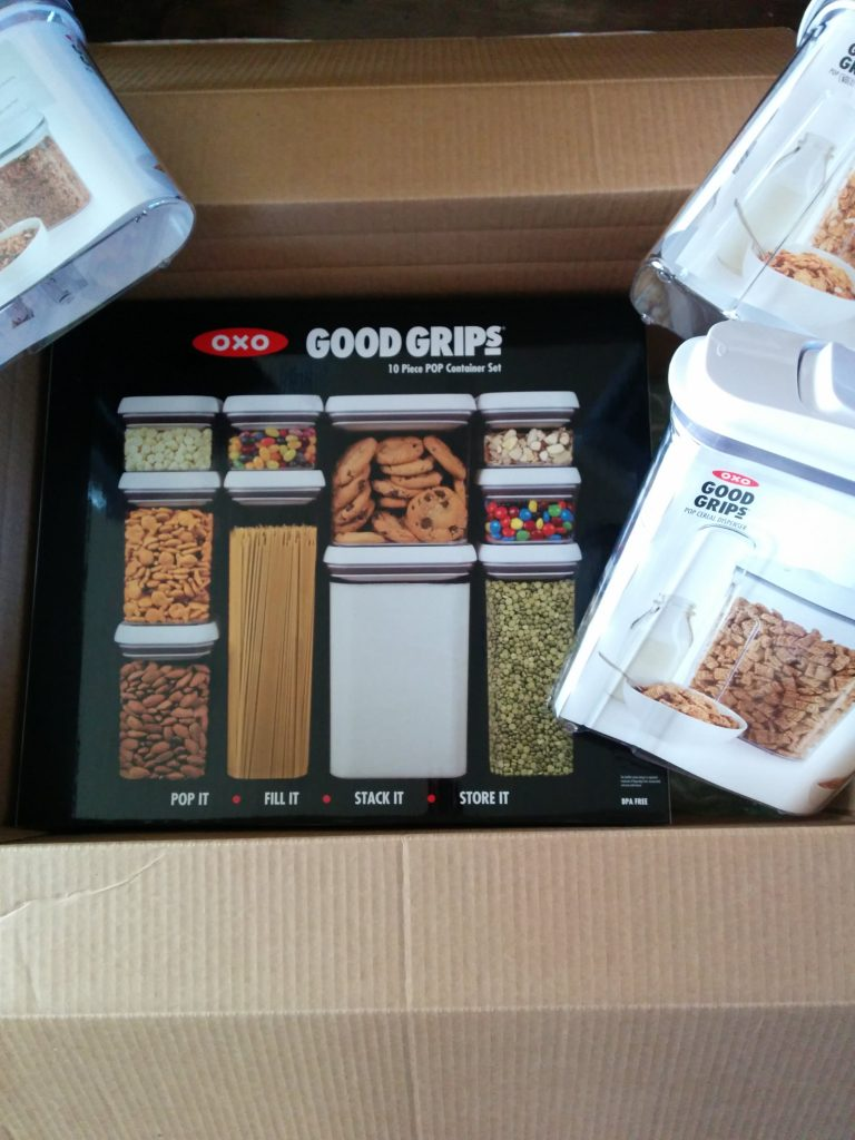 Pantry Products from OXO
