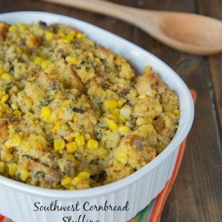 Southwest Cornbread Stuffing