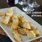 Bacon Cheese Straws