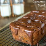 Chocolate Chip Cinnamon Bread & Blendtec Giveaway