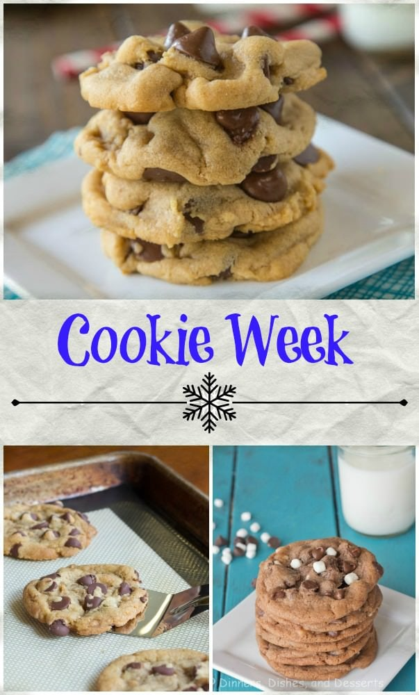 Cookie Week - 12 blogger, different cookies recipes all week long, and a great giveaway!