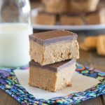 No Bake Biscoff Bars