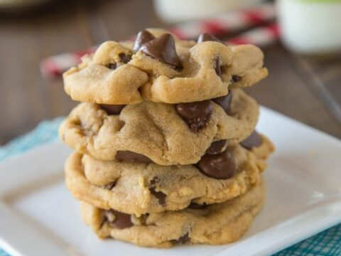 Best Peanut Butter Chocolate Chip Cookies Dinners Dishes Desserts