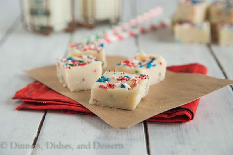 Sugar Cookie Fudge 2