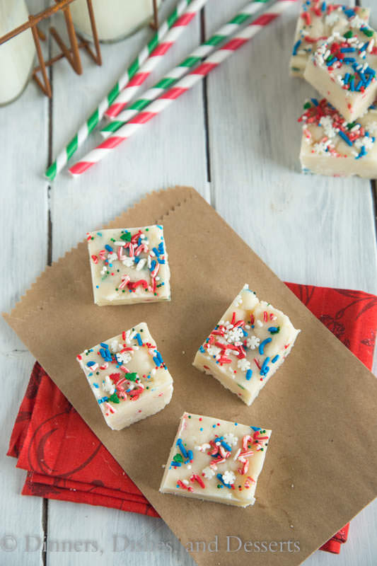 Sugar Cookie Fudge 3