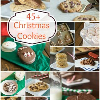 45+ Christmas Cookies