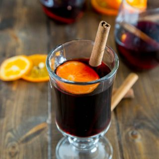 Spiced Mulled Wine