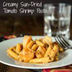 Creamy Sun-dried Tomato Shrimp Pasta
