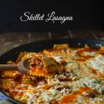 Quick and Easy Skillet Lasagna