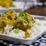 Coconut Curry Meatballs