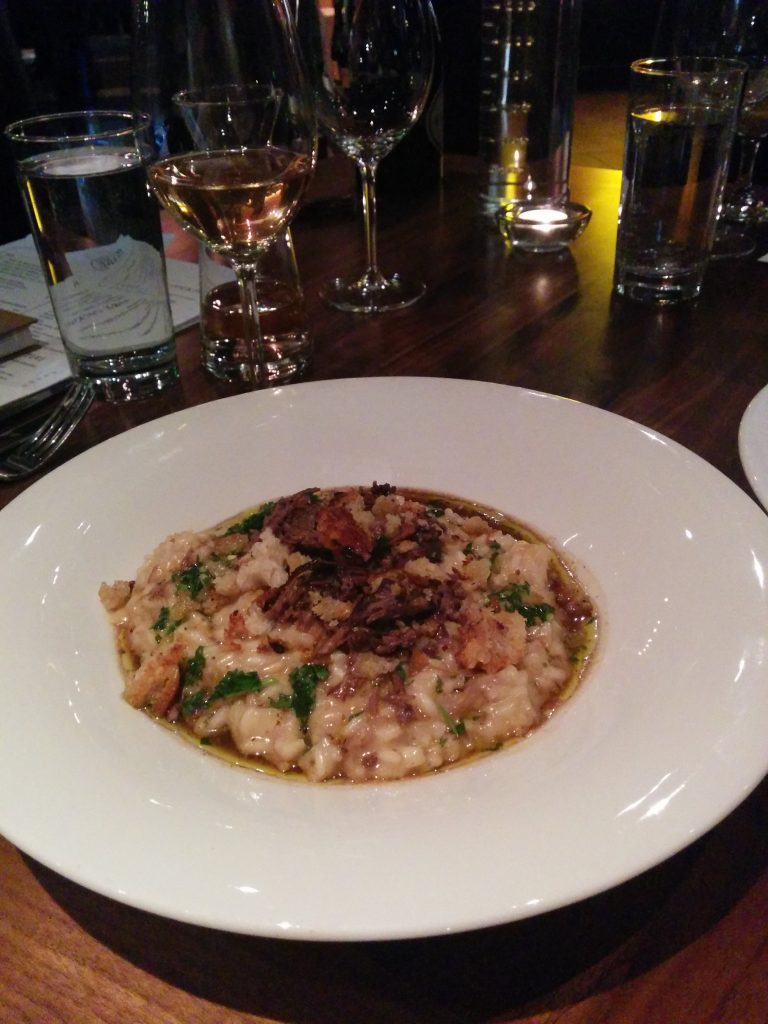 RARE Italian Fort Collins - Risotto