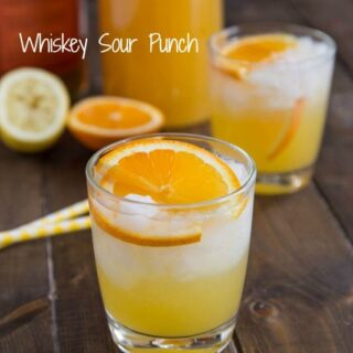 Whisky Sour Punch