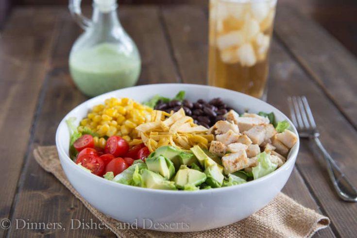 Southwestern Cobb Salad