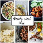 Weekly Meal Plan Week 1