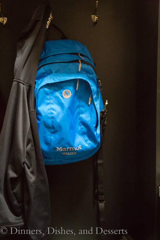 Get backpacks ready the night before, so mornings are quick and easy!