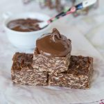 Nutella No Bake Bars
