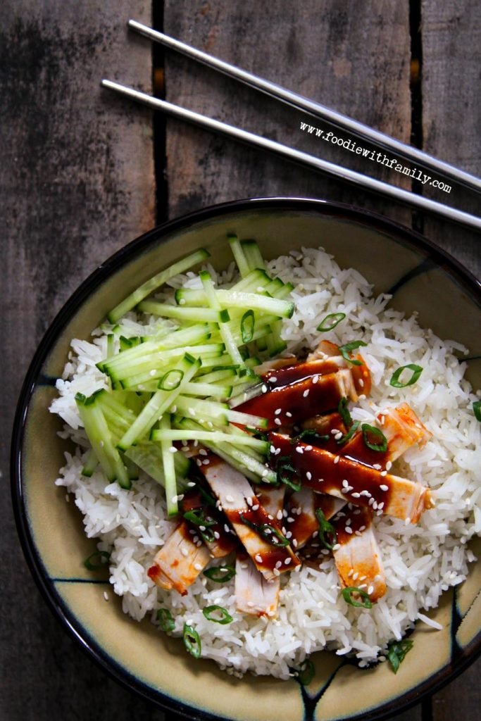 Slow Cooker Korean Style Barbecue Pork Foodie with Family
